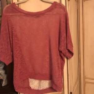Previously Loved Wet Seal Top!!!